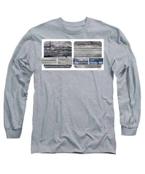 Long Sleeve T-Shirt featuring the photograph Ageing Part One by Sir Josef - Social Critic - ART