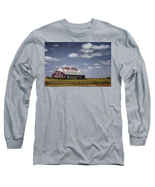Aggie Barn Long Sleeve T-Shirt