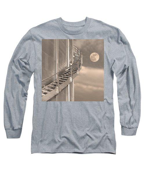 Agri Moon Long Sleeve T-Shirt