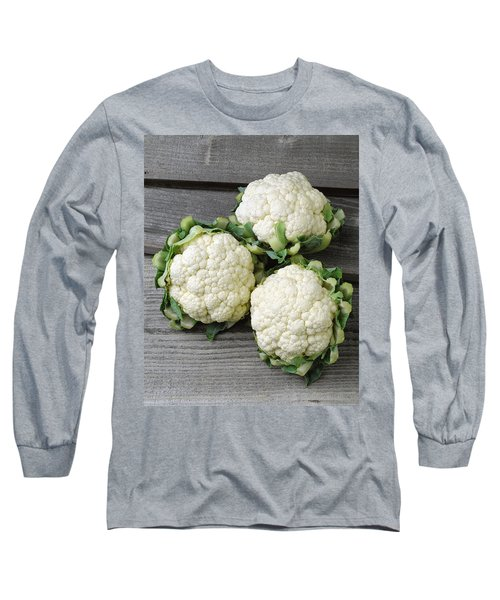 Agriculture - Fresh Heads Long Sleeve T-Shirt by Ed Young