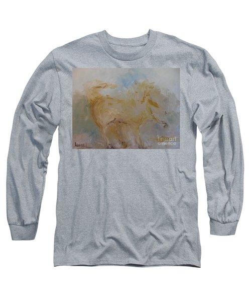 Airwalking Long Sleeve T-Shirt by Laurie L