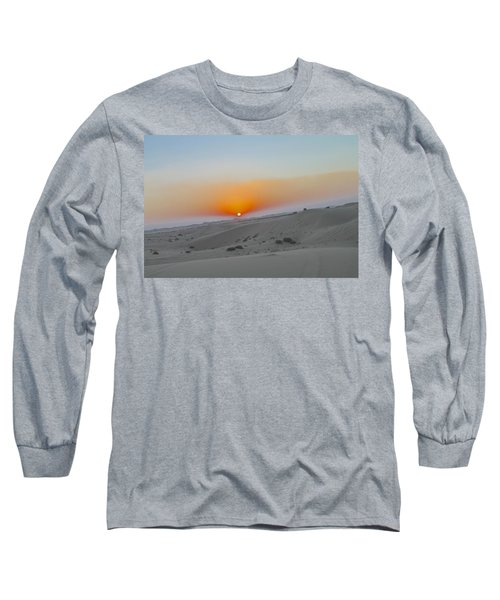 Al Ain Desert 12 Long Sleeve T-Shirt