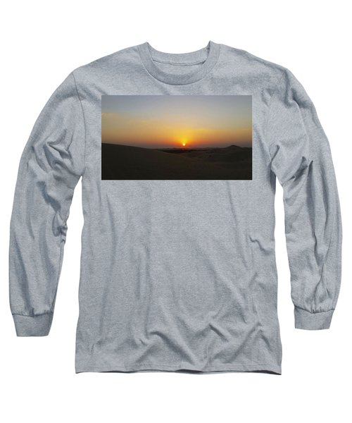 Al Ain Desert 15 Long Sleeve T-Shirt