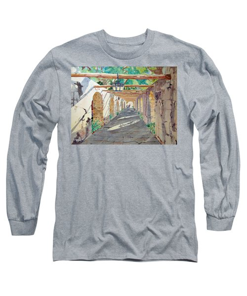 Alamo Walkway Long Sleeve T-Shirt