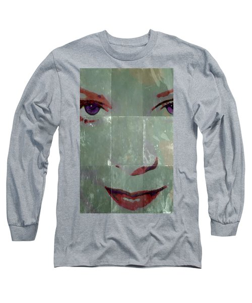 Alice In Green Long Sleeve T-Shirt