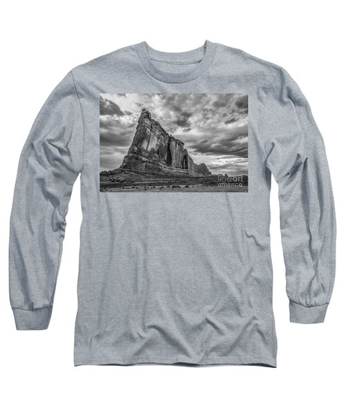 All Aboard Bw Long Sleeve T-Shirt