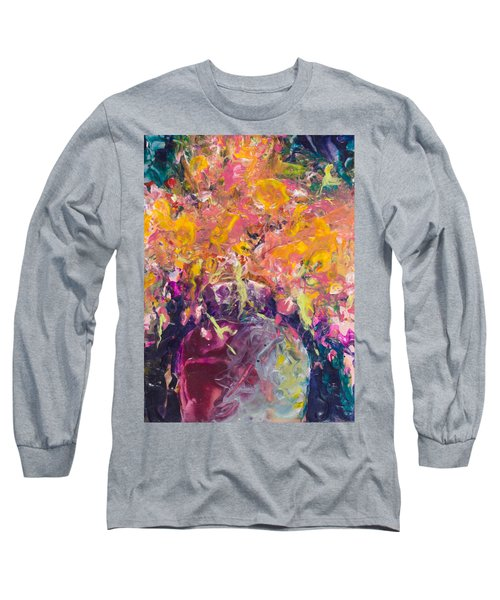 All Aglow Long Sleeve T-Shirt