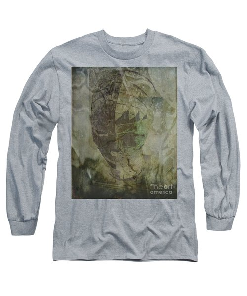 Almost Forgoten Long Sleeve T-Shirt by Irma BACKELANT GALLERIES