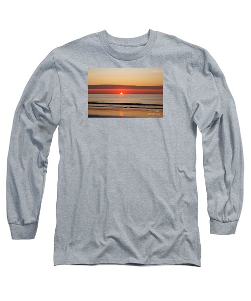 Long Sleeve T-Shirt featuring the photograph Almost Up by Eunice Miller