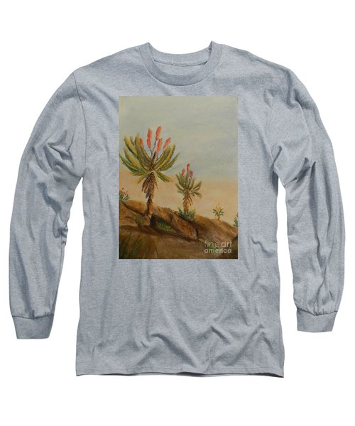 Aloes Long Sleeve T-Shirt