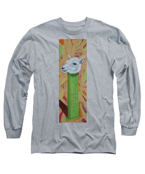 Alpaca Pez Long Sleeve T-Shirt