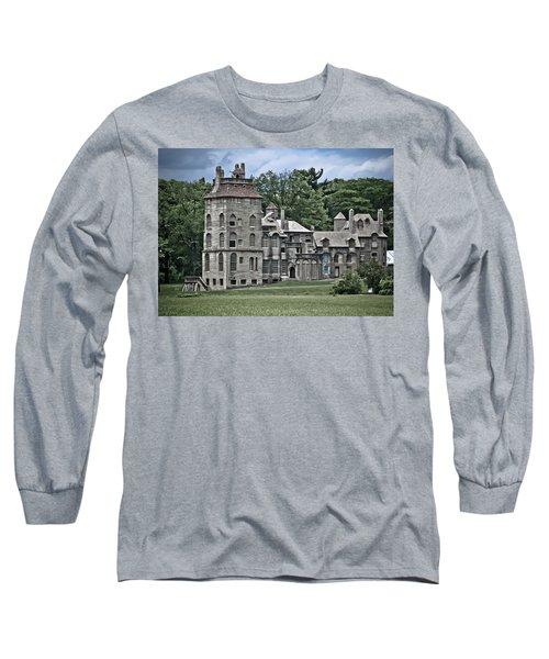 Amazing Fonthill Castle Long Sleeve T-Shirt