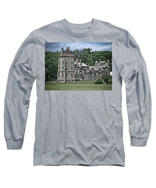 Amazing Fonthill Castle Long Sleeve T-Shirt