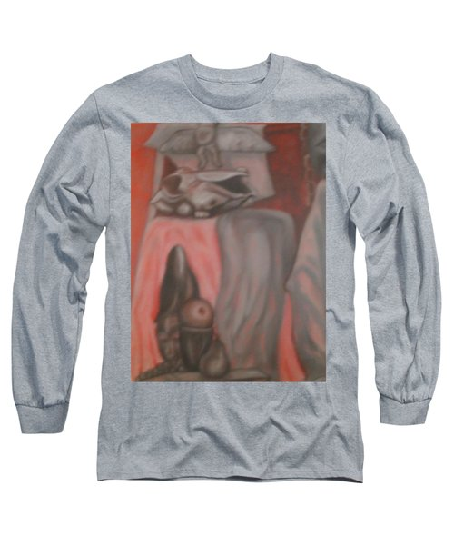Ambiguous Long Sleeve T-Shirt