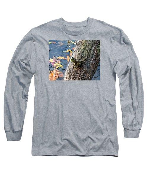 American Bullfrog Long Sleeve T-Shirt