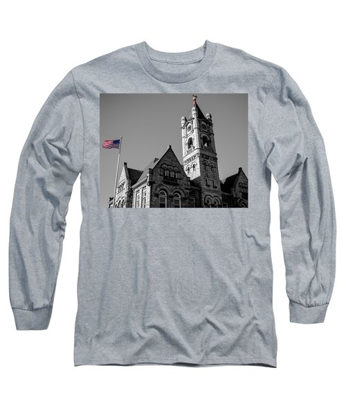 American Courthouse Long Sleeve T-Shirt