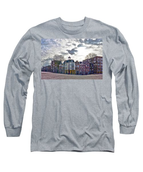 Amsterdam Bridges Long Sleeve T-Shirt by Frans Blok