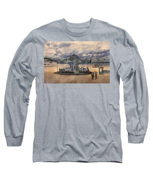 Amusement  Long Sleeve T-Shirt