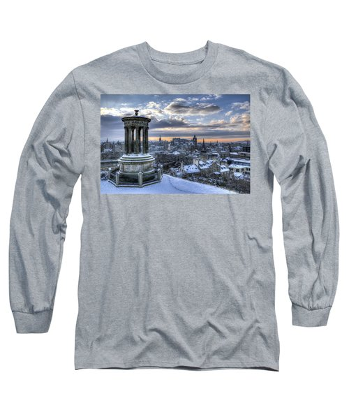 An Edinburgh Winter Long Sleeve T-Shirt
