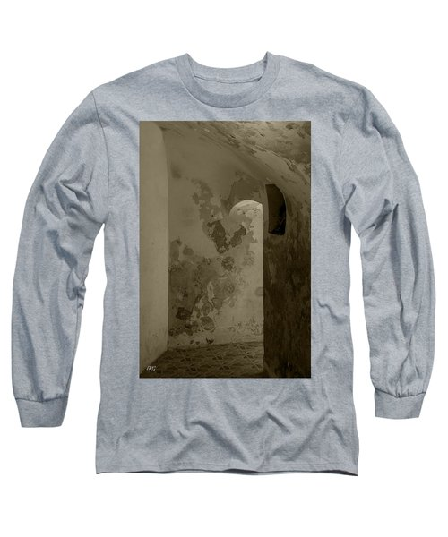 Ancient City Architecture No 2 Long Sleeve T-Shirt