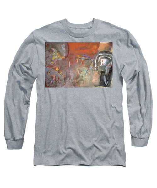 Ancient Orange Long Sleeve T-Shirt