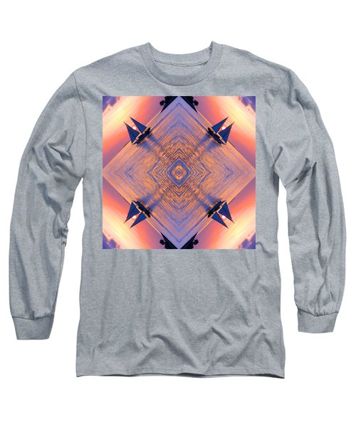 And Yet It Moves Long Sleeve T-Shirt by Iryna Goodall