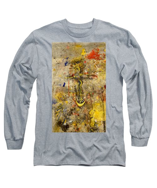 Angel In Journey Long Sleeve T-Shirt