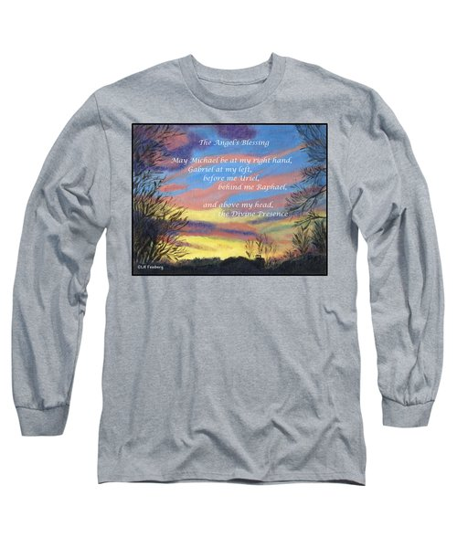 Angel's Blessing Long Sleeve T-Shirt