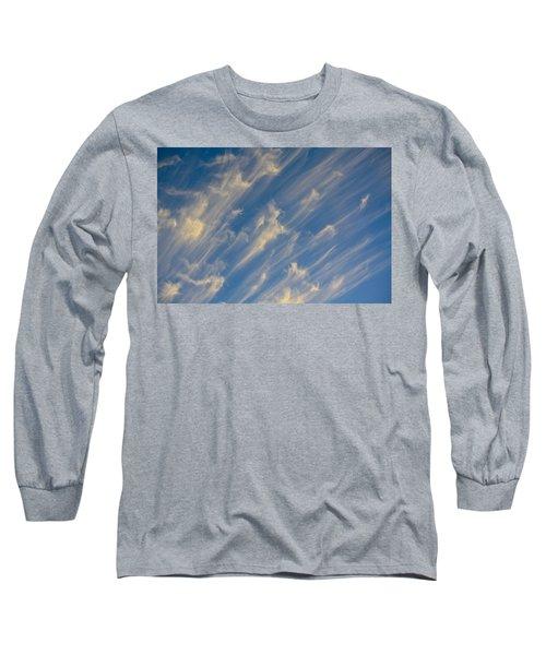 Angels Trumpets Long Sleeve T-Shirt