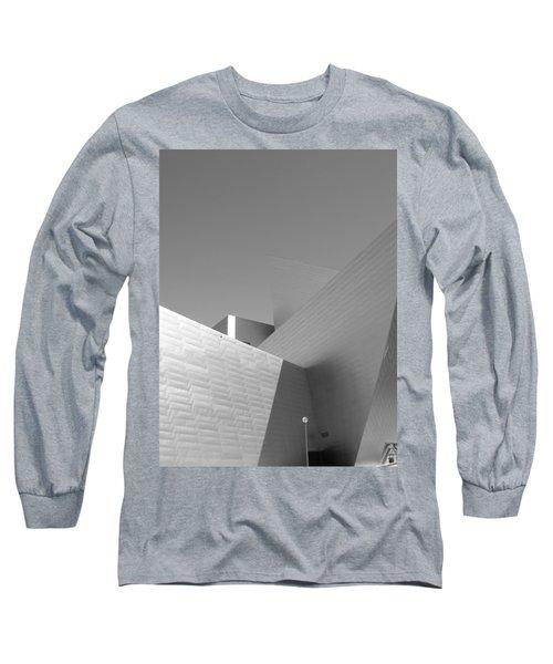 Angles Long Sleeve T-Shirt by Barbara Bardzik
