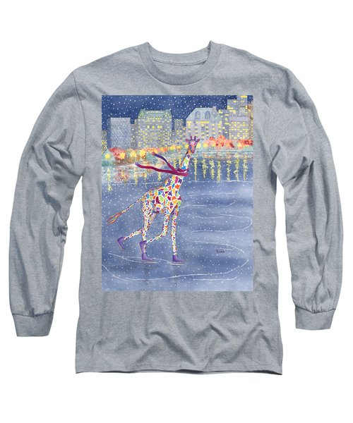 Annabelle On Ice Long Sleeve T-Shirt