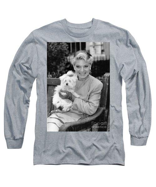 Anne Bancroft Long Sleeve T-Shirt
