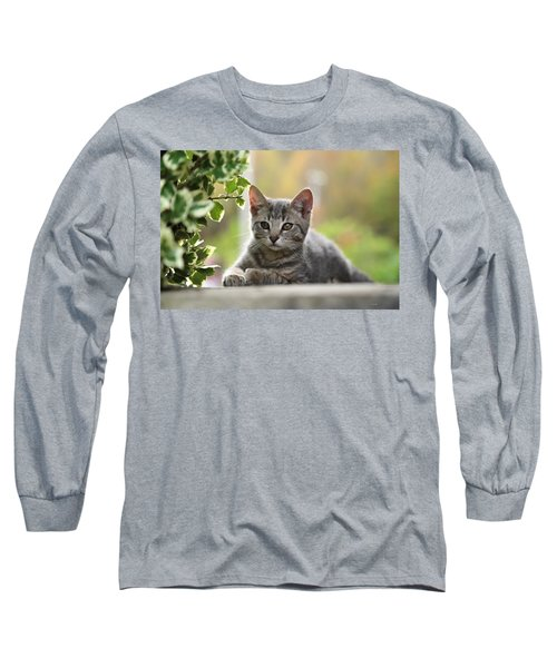 Anticipation  Long Sleeve T-Shirt