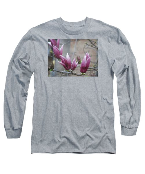 Anticipation Long Sleeve T-Shirt by Leanne Seymour