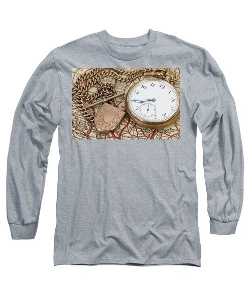 Antique Memories Long Sleeve T-Shirt