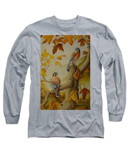 Appalachian Autumn  Long Sleeve T-Shirt