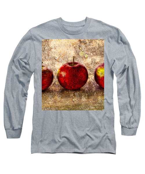 Apple Long Sleeve T-Shirt