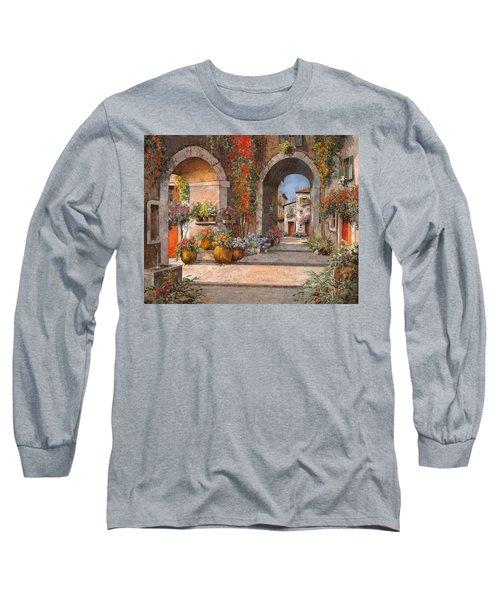 Archi E Sotoportego Long Sleeve T-Shirt