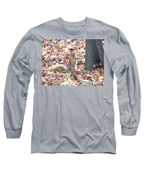 Are You Looking At Me ? Long Sleeve T-Shirt