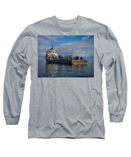 Art Carlson Long Sleeve T-Shirt