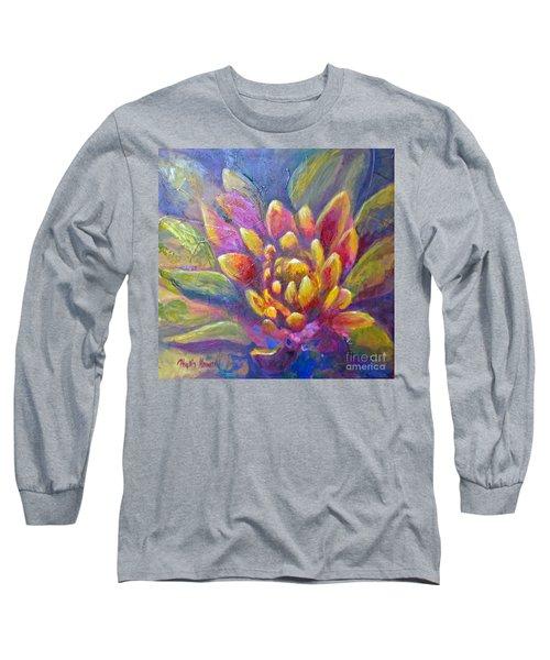 Artichoke Leaves Long Sleeve T-Shirt