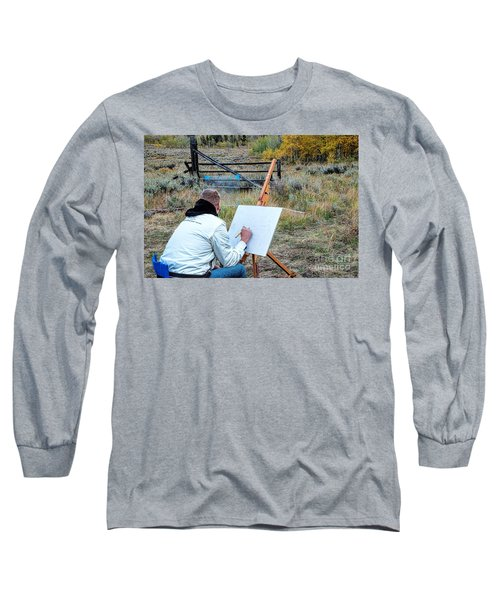 Artist Point Long Sleeve T-Shirt