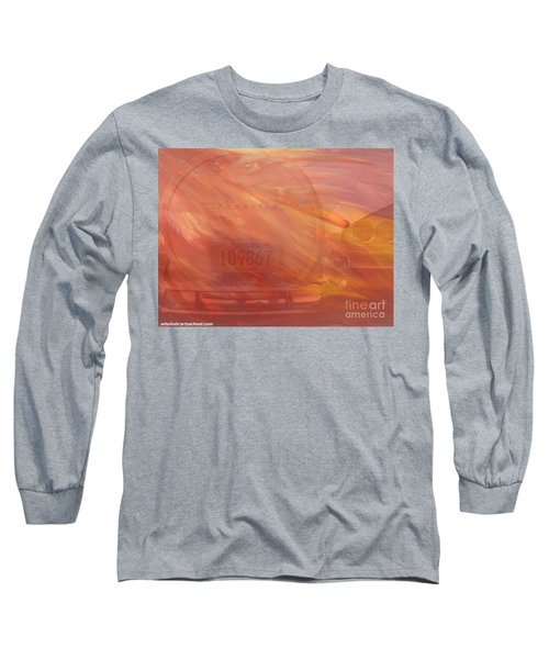 Asteroid Long Sleeve T-Shirt by PainterArtist FIN