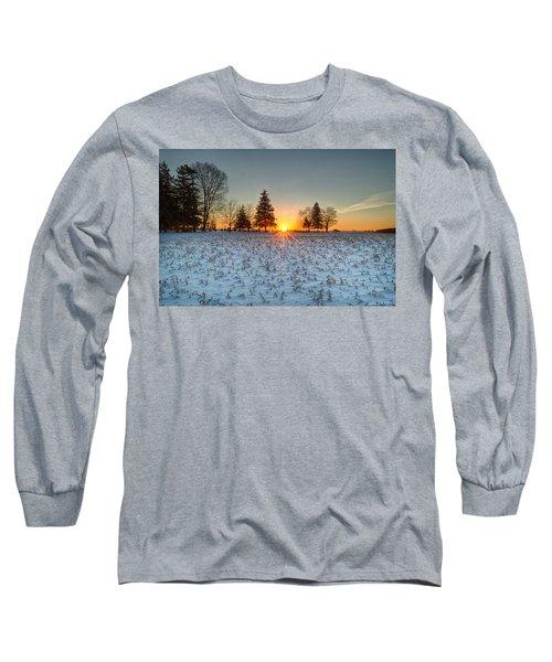 At First Light Long Sleeve T-Shirt