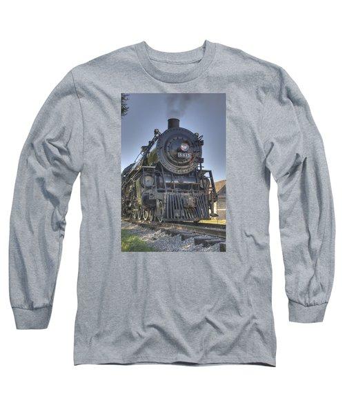 Atsf 3415 Head On Long Sleeve T-Shirt