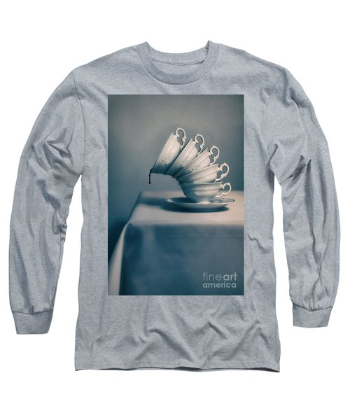 Long Sleeve T-Shirt featuring the photograph Attention  by Jaroslaw Blaminsky