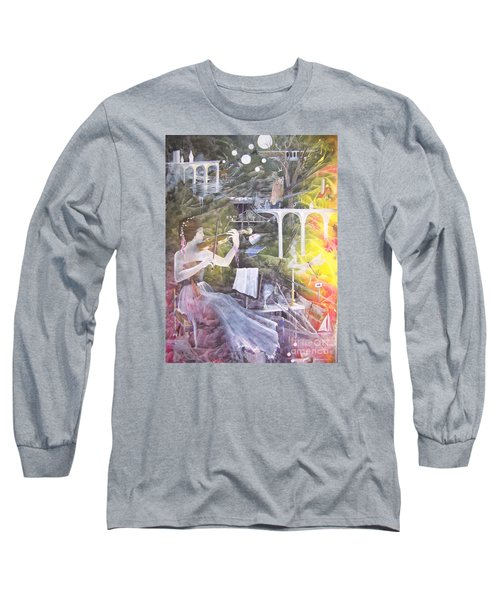 Aubry's Nocturne Long Sleeve T-Shirt