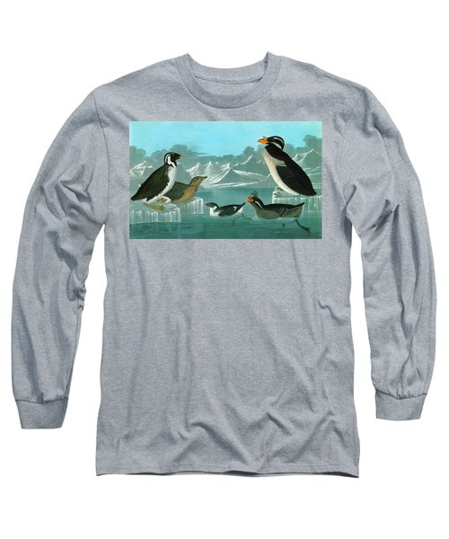 Audubon Auks Long Sleeve T-Shirt