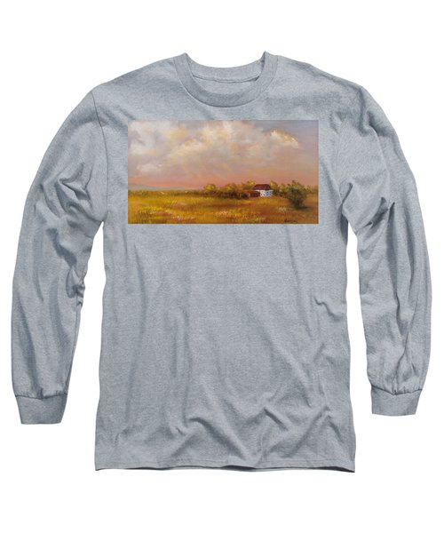 August Afternoon Pa Long Sleeve T-Shirt