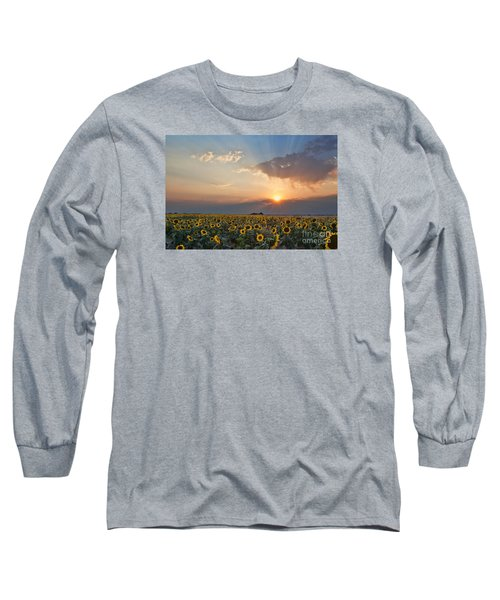 August Dreams Long Sleeve T-Shirt